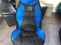 Play station gaming chair/bean bag
