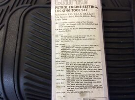 Ford timing setting tool