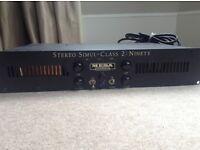 Mesa Boogie 2:90 stereo power amp