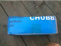 Chubb Hercules Bar pad
