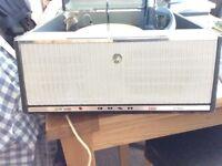 Bush SRP 31D record player