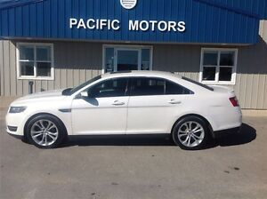 2013 Ford Taurus SEL-LEATHER-SUNROOF-AWD-WAY BELOW MARKET VALUE