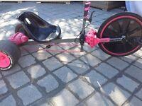 NEW PINK HUFFY USED ONCE COST 130