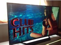 LG 55-inch Smart 4K ULTRA HDR LED TV-55UF770V,built in Wifi,Freeview HD,Netflix,EXCELLENT CONDITION