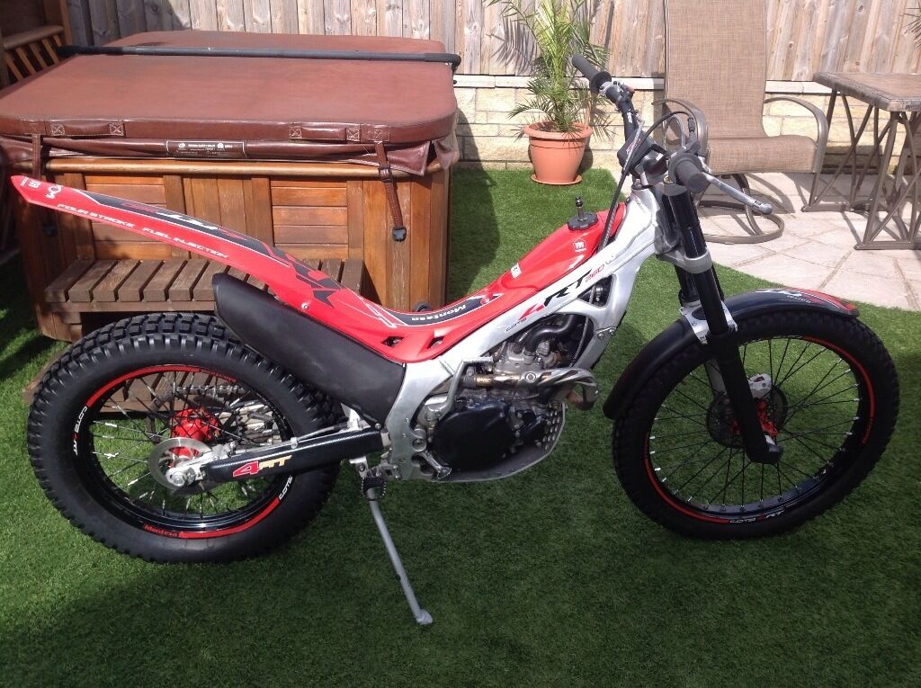 montesa honda 4rt 2014 trials bike for sale in hamilton. Black Bedroom Furniture Sets. Home Design Ideas