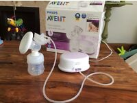Philips Avent Electric + Manual Breast Pumps