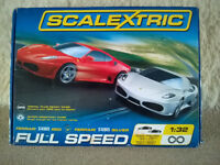 scalextric full speed