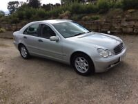 2004 Mercedes c220 cdi only 50000 Miles