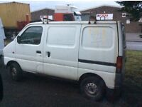Suzuki 13 petrol export mot 5 days ideal export bargin £695
