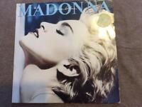 """Madonna 7 x vinyl + (Madonna """"sex book"""")"""
