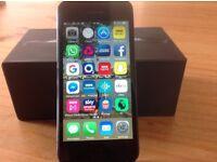 iPhone 5 16gb o2 boxed