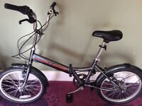Holborn challenger folding bike