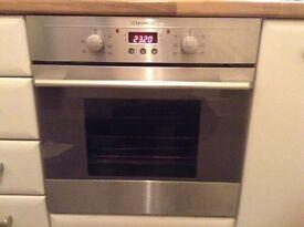 Electrolux multi function oven BARGAIN