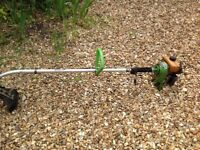 Petrol strimmer lawn boy needs attention,pull cord,