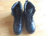 Tread safe boots