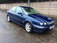 CHEAP JAGUAR XTYPE ON A 04 PLATE AT ONLY£795
