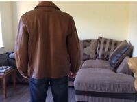 Men's Leather Jacket £150 or very close offer.