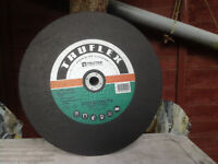 Truflex Stone Cutting, Concrete Brick Heavy Duty Discs 300mm x 20mm brand NEW