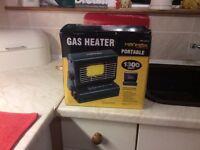 Portable Gas Heater