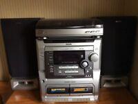 Aiwa music system