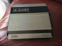 JL AUDIO MONO J250 car amplifier in good condition