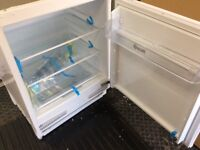 Fridge intergrated swan srb2021 grade A retail £329 never used ex display,check out my other items