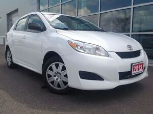 2013 Toyota Matrix !!! JUST TRADED IN !!!