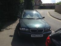 Green bmw 320d for sale