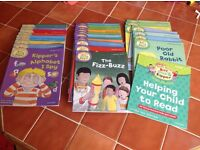 Biff and chip phonics reading books level 1-3