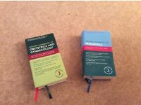 Oxford Clinical Handbooks - Obstetrics and Paediatrics