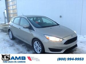 2015 Ford Focus Hatch SE 200A 2.0L SYNC Cruise Keyless Entry