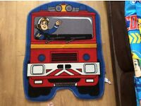 Fireman Sam bedroom accessories
