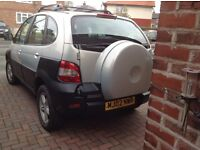 SILVER RENAULT MEGANE SCENIC RX4