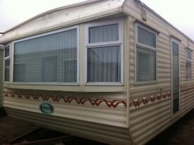 Willerby Granada FREE UK DELIVERY 35x12 2 bedrooms DOUBLE GLAZED CENTRAL HEATING over 150 offsite