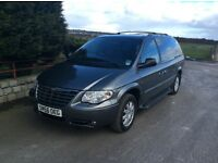 Chrysler Grand Voyager 56 reg, 7 SEATER, Stow n Go, Automatic