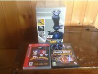 Gaming joystick - unused and still in its box