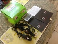 Boxed tomtom sat nav Europe with accessories