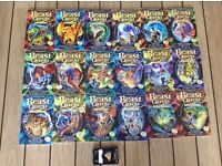 Beast Quest Books Series 7-9 (18 books)
