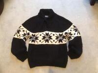 Polo by Ralph Lauren knitted wool jumper in size M