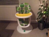 cosatto apples 3sixti high chair