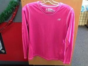 New Balance LS Running Shirt (sku: Z13786)