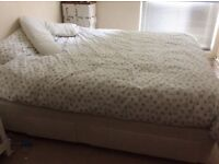 Vispring Super King Size Bed with 4 Drawers