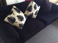 Large two seater sofa (8ft long)
