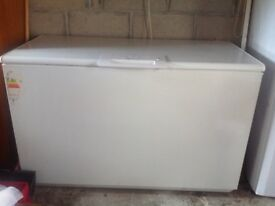 Large chest freezer, in good working order