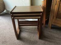 Vintage Set of 3 Coffee Tables £25