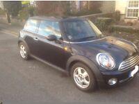 Mini cooper 2008, 1.6 petrol, 11 months MOT