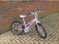 Trek MT60 Girl's Purple Bike MT Series, just had a full service worth £40