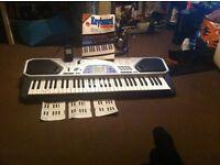 Casio CTK 481 100 song bank keyboard
