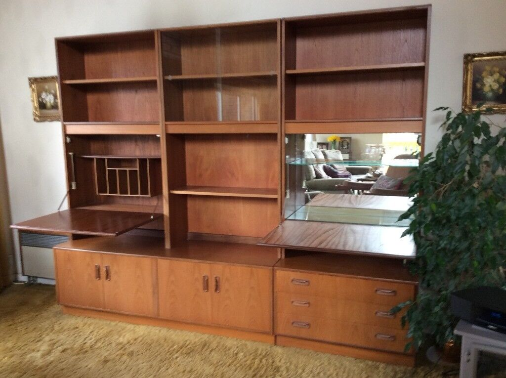 g plan fresco wall furniture units upper parts upcycle mid century