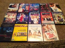 DVDs new condition £1 each 14 for £10